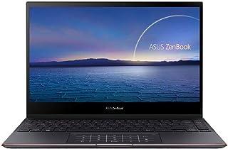 ASUS ZenBook Flip S UX371EA-HL003T(Jade Black)- Intel EVO-certified 11th Gen Core i7-1165G7 CPU 2.8 GHz, 16GB RAM, Intel I...