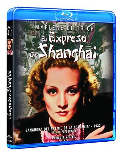 El expreso de Shanghai (VOSE) (BD) [Blu-ray]