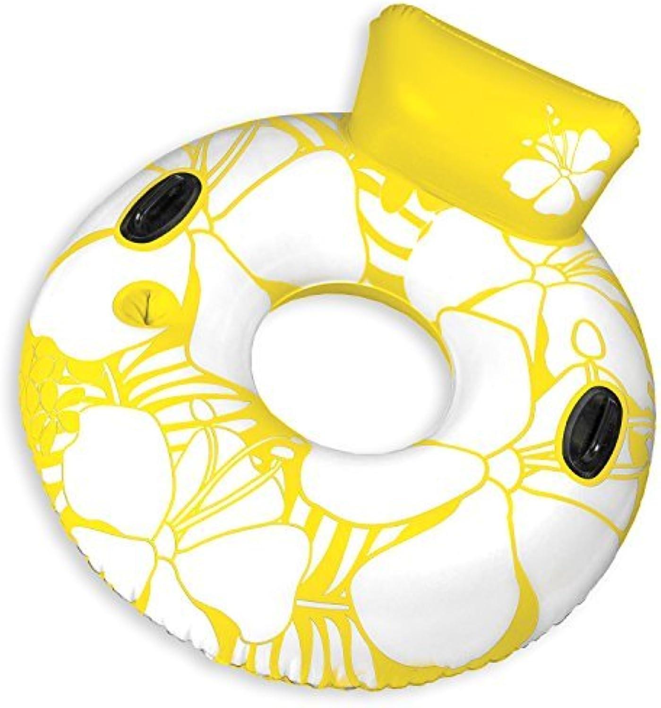 comprar nuevo barato Poolmaster 06494 06494 06494 Day Dreamer Lounge - amarillo by Poolmaster  cómodo