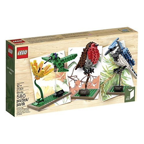 LEGO (LEGO) idea the world of birds 21301