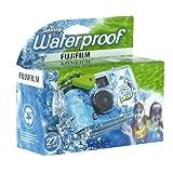 富士フイルムクイックスナップ防水35ミリメートルシングルユースカメラ