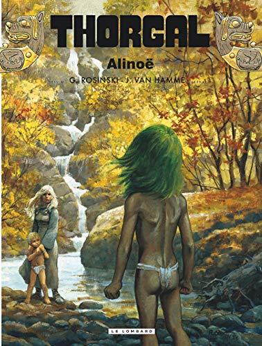 Thorgal, tome 8 : Alinoë