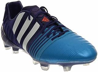 Nitrocharge 1.0 FG Soccer Cleat, 9.0, Solar Blue