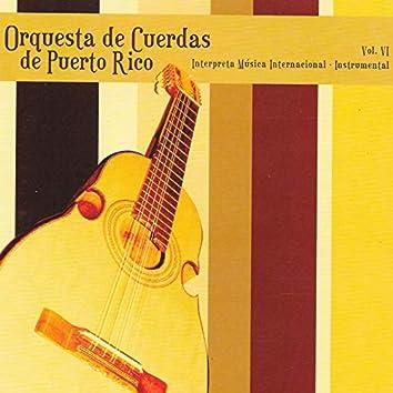 Interpreta Música Internacional, Instrumental Vol. VI