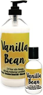 The Lotion Company 24 Hour Skin Therapy Lotion Combo Kit, Vanilla Bean