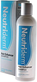Neutriderm Hair Enhancer Shampoo - 250 mL