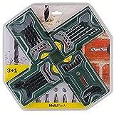 Bosch Mini X-Line - Multipack 3+1 de brocas y puntas