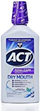 ACT Total Care Anticavity Fluoride Mouthwash Dry Mouth, 33.8 Ounce
