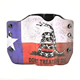 Best Outlaw Holsters 1911 Holsters - Don't Tread On Me Texas OWB Holster Review