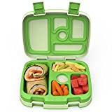 Bentgo Kids Childrens Lunch Box - Bento-Styled Lunch Solution Offers...