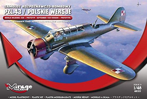 Mirage Hobby 481313 – Modèle Kit Septembre 1939 Version Prototype