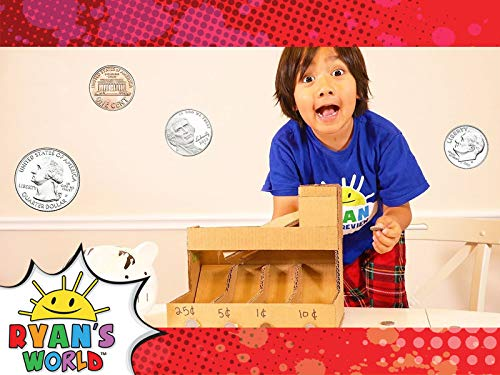 Ryan's DIY Coin Sorter!