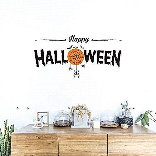 Wandaufkleber Aufkleber Abnehmbare Art Vinyl Wandhaupt Room Decor Wandaufkleber Halloween Party Kostüm