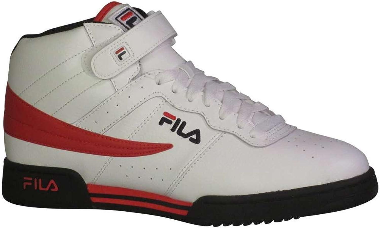 Fila Men's M Squad Classic Lace-Up Half shoes