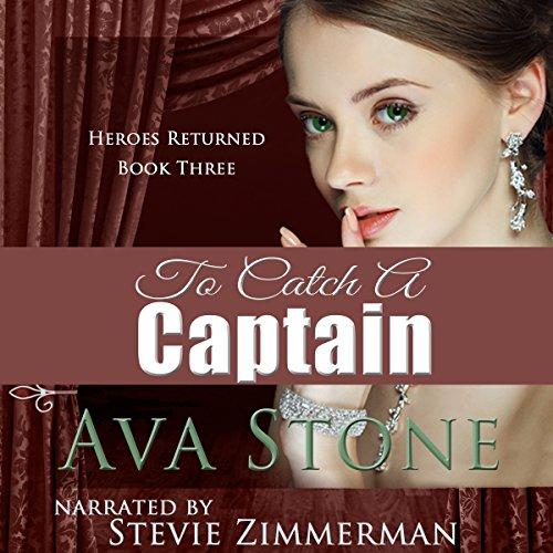 To Catch a Captain audiobook cover art