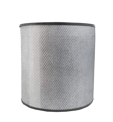 LifeSupplyUSA Replacement Filter Compatible with Austin Air HM 400 HealthMate HM-400 HM400 FR400