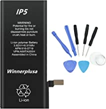Winnerplusa Battery for iPhone 5 (2in1)