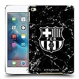 Head Case Designs sous Licence Officielle FC Barcelona Noir Marble Crête Modèles Coque Dure pour...