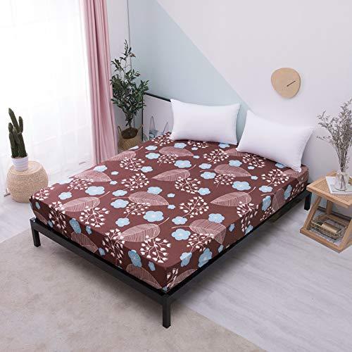 Haya - Protector de colchón y sábana bajera, impermeable y transpirable, disponible en varias medidas, 50 x 70 cm (1 unidad)