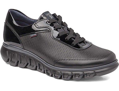 CALLAGHAN Zapatos Bajos de Las Zapatillas de Deporte de Las Mujeres 13900 Negro