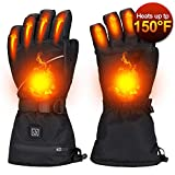 Best Heated Gloves - Alritz Heated Gloves for Men Women, 7.4V 2500mAh Review