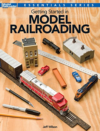 Compare Textbook Prices for Getting Started Model Railroading Essentials  ISBN 9781627002677 by Jeff Wilson