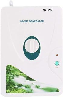 600 mg/h Digital de Ozono generador de ozono desintoxicación Máquinas Para frutas verduras carne Agua dulce Hydro ponics