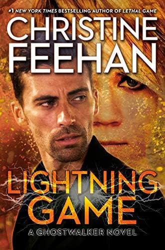 Lightning Game A GhostWalker Novel Book 17 product image