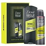 Dove Men+ Care Sport Active Duo Set de 2 piezas