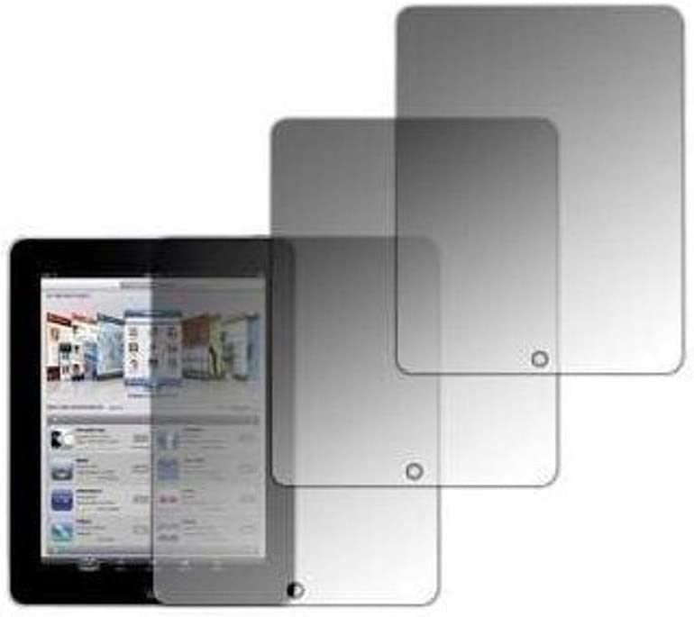 3 Pack of Premium New products, world's highest quality popular! Crystal Clear Protectors Screen iPad Apple Discount mail order for