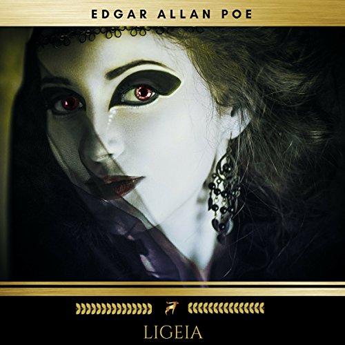 Ligeia audiobook cover art