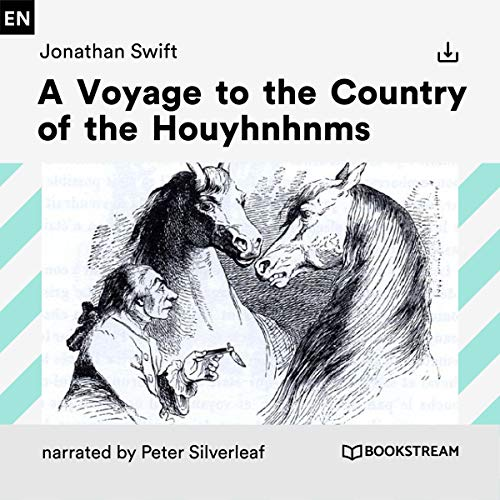 A Voyage to the Country of the Houyhnhnms cover art