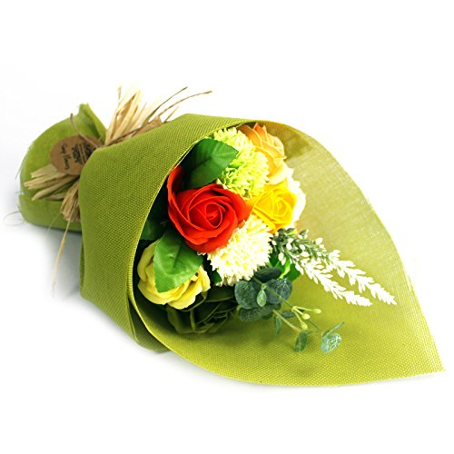 Ramo de flores de jabón
