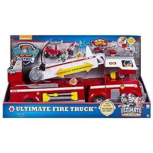 Patrulla Canina Camión de Bomberos Ultimate Rescue (BIZAK 61926752)
