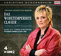 Bach: Well-Tempered Clavier (2012-01-31)