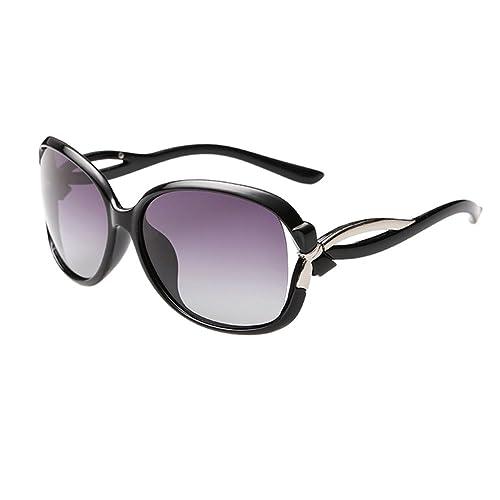 73c2e28ec3 DUCO Women s Stylish Polarised Sunglasses Star Glasses 100% UV Protection  2229