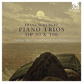 Schubert: Piano trios, Op. 99 & 100