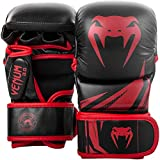 Venum Challenger 3.0 - Guantes de boxeo (talla L/XL), color negro y rojo