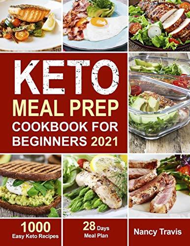 Keto Meal Prep Cookbook for