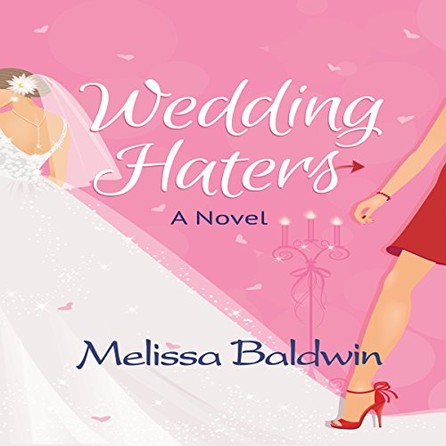 Wedding Haters audiobook cover art
