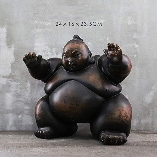 escultura japonesa fabricante DAJIADS