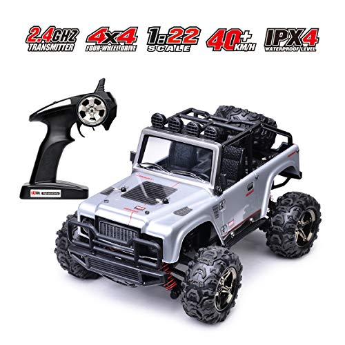 classement un comparer Voiture radiocommandée MKZDGM, voiture de course ultra-rapide 2,4 GHz équipée de deux batteries…