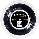 Gamma Tennissaite Moto Schwarz 17 200 m Rolle