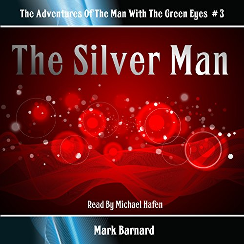 The Silver Man audiobook cover art