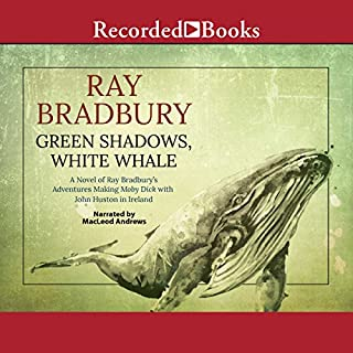 Green Shadows, White Whale audiobook cover art