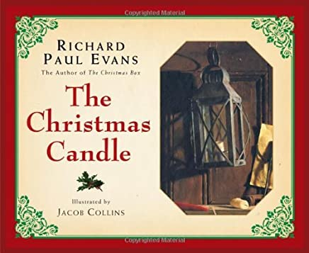 The Christmas Candle by Richard Paul Evans (2007-10-02)