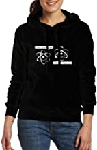 I Lost an Electron are You Positive Adult Women's Long-Sleeved Hoodie T-Shirt with Pocket