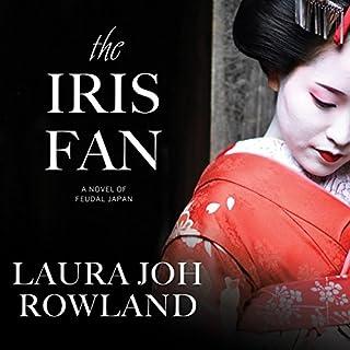 The Iris Fan audiobook cover art