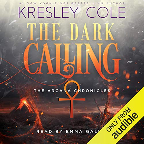 The Dark Calling audiobook cover art