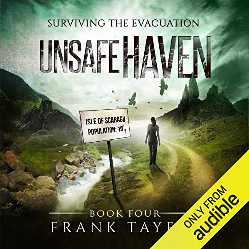 Couverture de Unsafe Haven